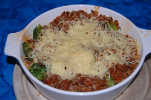 Baden dream pasta with minced meat recipe