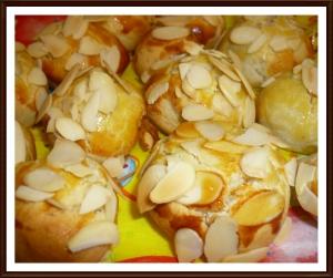 Bethmnnchen pastries from Frankfurt
