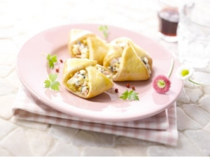 Danish pastries with Blue Castello Biscuits recipe