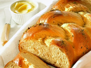 Fine Braided Bread Basic Recipes recipe