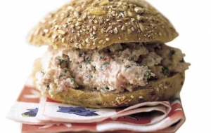Fullgrain burgers Bread recipe