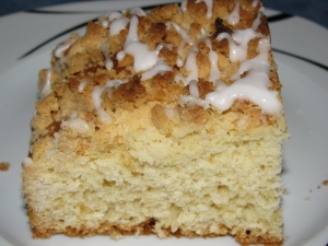 Lemon Streuselschnitten from sheet Sheet Cake recipe