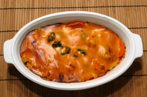 Meatballs in Cheese Sauce recipe
