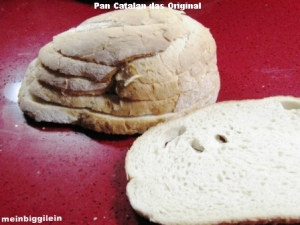 Spanish style white bread Bread recipe