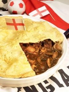 Traditional Steak and Kidney Pie recipe