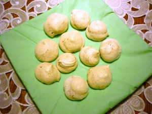 Anisbaiser in flavor wave Oven baked Cookie recipe