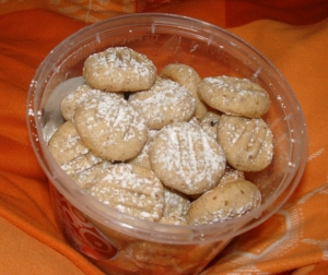 Anise Knoepfle Cookie recipe