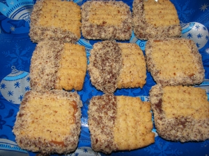 Baked Spray Cookie recipe