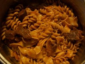 Goulash Pot Noodle