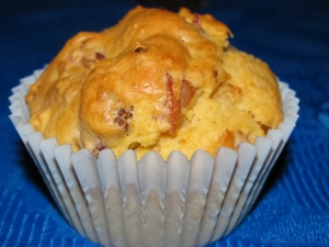 Onion and bacon muffins TexMex Muffins recipe