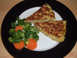 Super tasty spanish potato tortilla