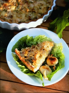 Cabbage-quiche-with-bacon-and-hazelnuts