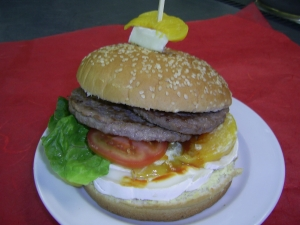 Viking Burger