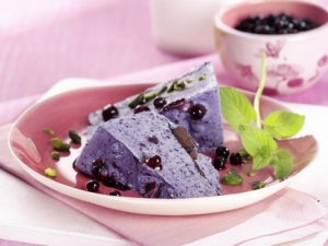 Blueberrymascarpone parfait