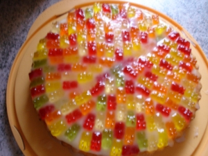 Jelly Baby Cakes