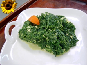 Spinach Gorgonzola