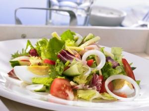 Crisp Garden Salad