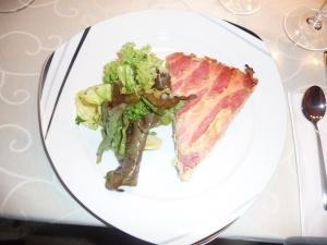 Low Calorie Quiche Lorraine Quiche Lorraine
