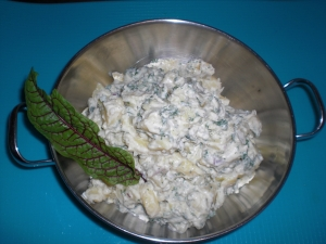 Munsterlander Potato Salad