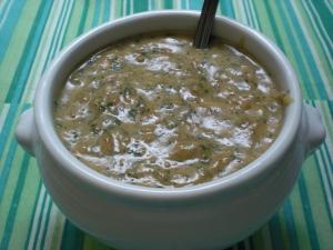 Onionherb sauce