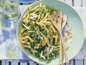 Pasta Salad With Tarragon Pesto