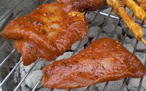 Sweet And Spicy Marinade