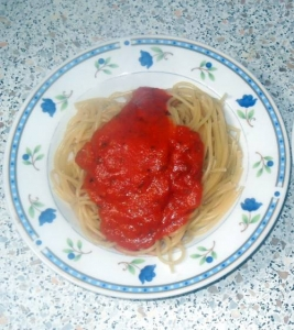 Tomatocream sauce