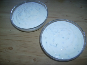Yogurtgarlic Dip